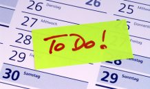 To Do, Aufgabe, Erledigung, Selbstorganisation, Kalender, Termin