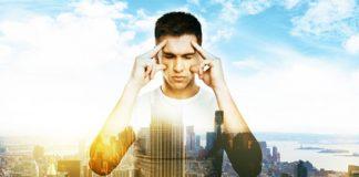 die Macht der Gedanken entscheidet