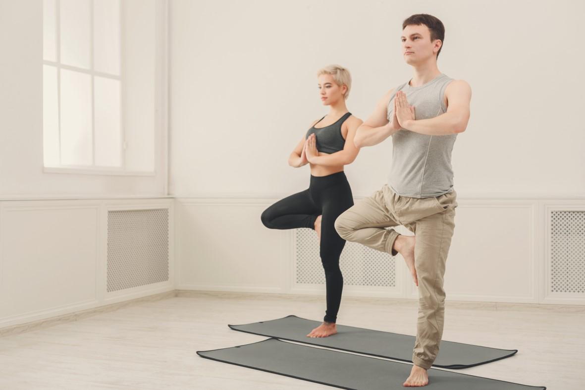 Leadership meets Yoga