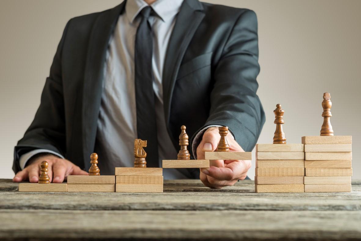 Eigenschaften für die Spitze – So bringen Sie Ihr Unternehmen nach oben