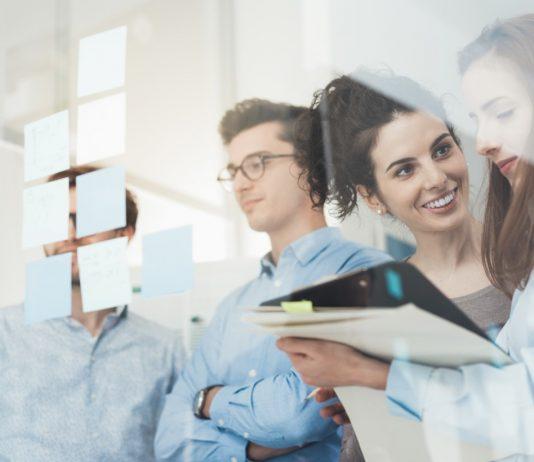 Agil, kreativ, innovativ: Design Thinking statt Groupthink