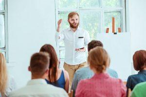 Begeisternde Reden vorbereiten und halten
