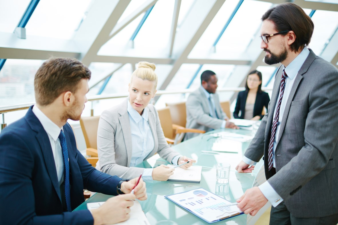 Herausforderung Vertriebsführung: Manager, Coach und Leader zugleich