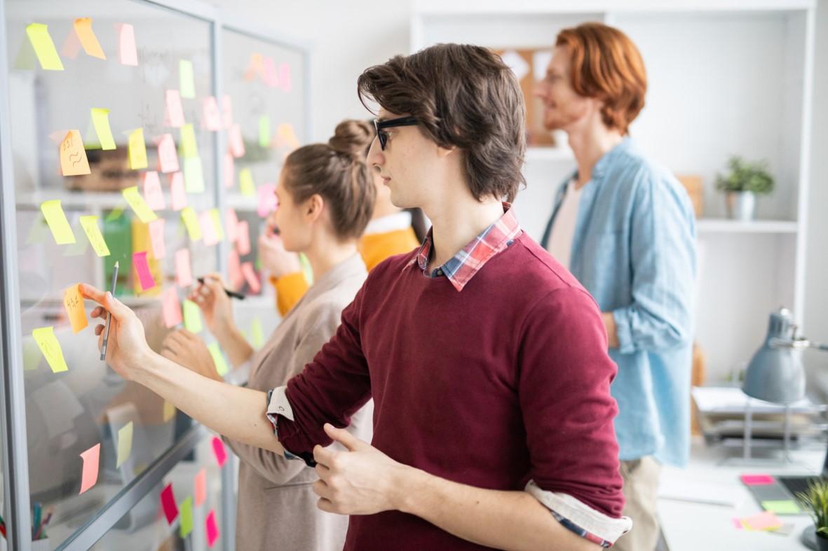 Agile Skalierung und Strategieumsetzung – Die wichtigsten, agilen Prinzipien im Überblick