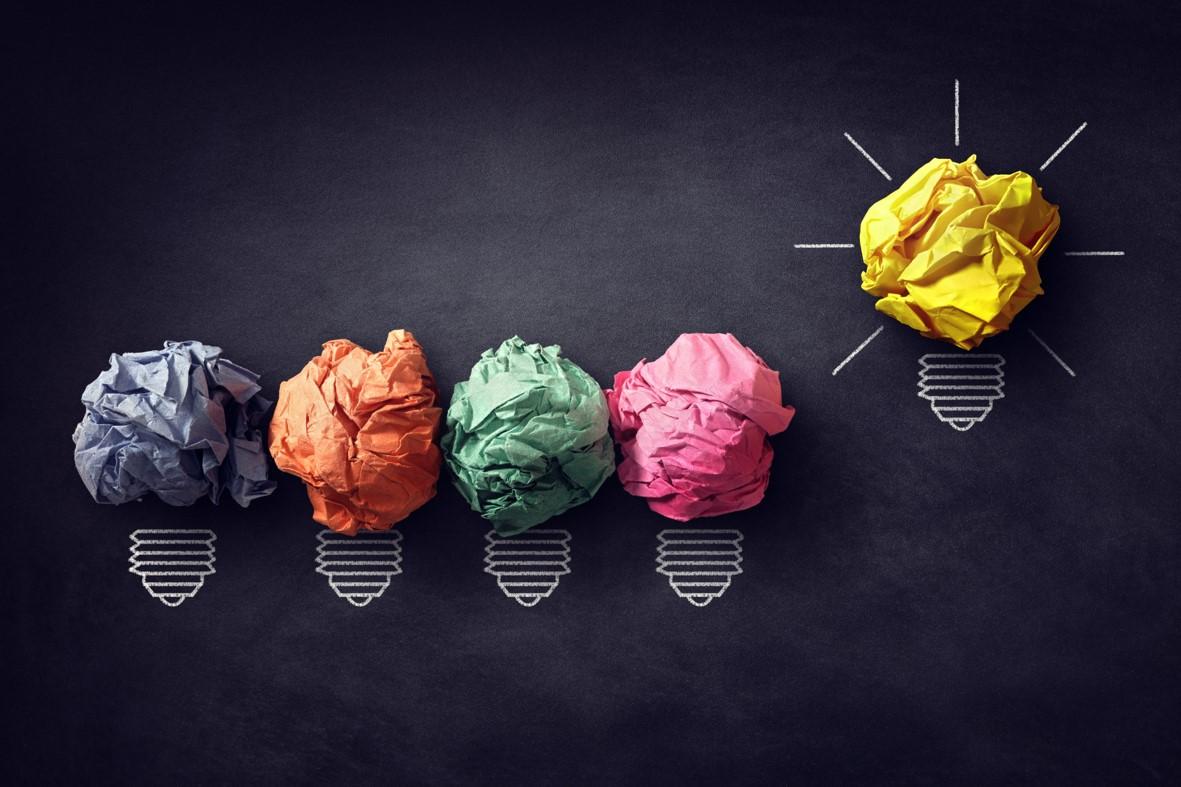 Design Thinking – Die Denkhaltung, um in einer schnellebigen, mehrdeutigen Welt erfolgreich zu sein