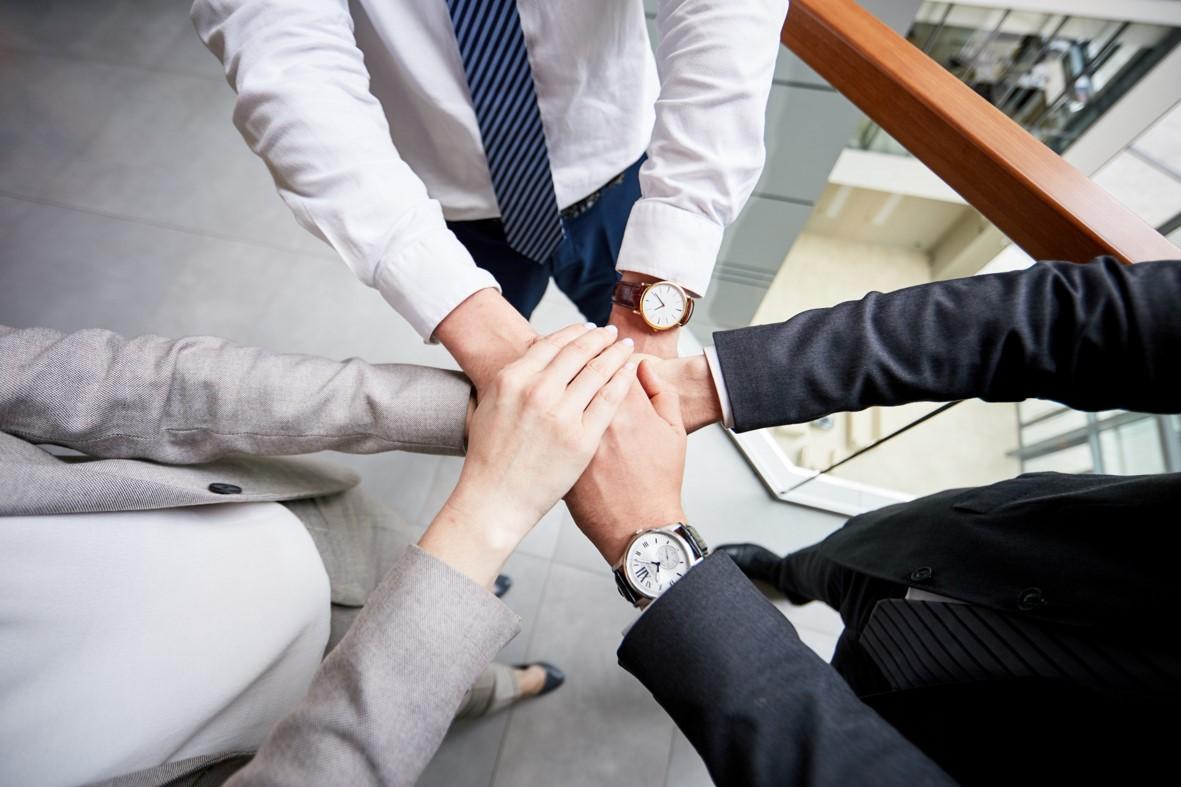 Die Zukunft in der Zusammenarbeit gehört der Kooperation!