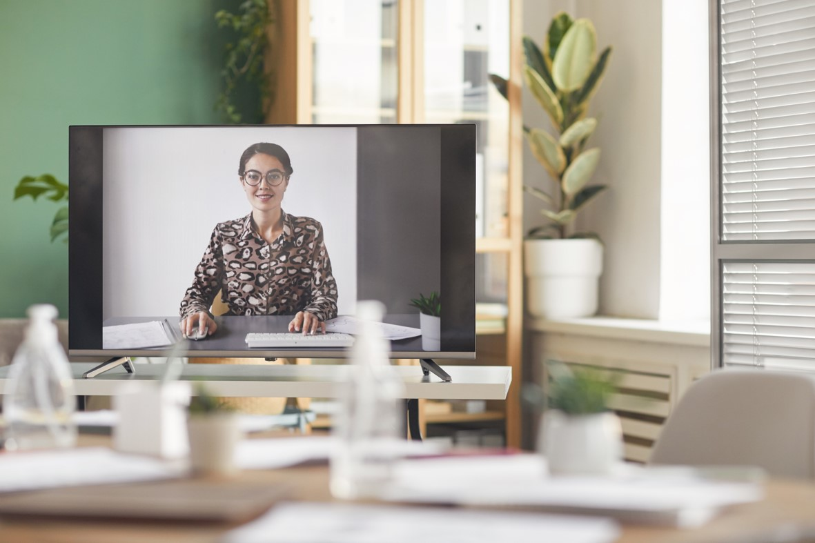 Eine souveräne Online-Rede halten – 10 Tipps