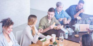 Gesund leben, führen und mit Freude zusammenarbeiten