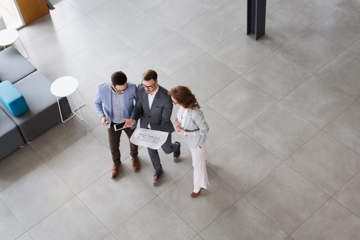 Neue Weichenstellungen im Unternehmen umsetzen